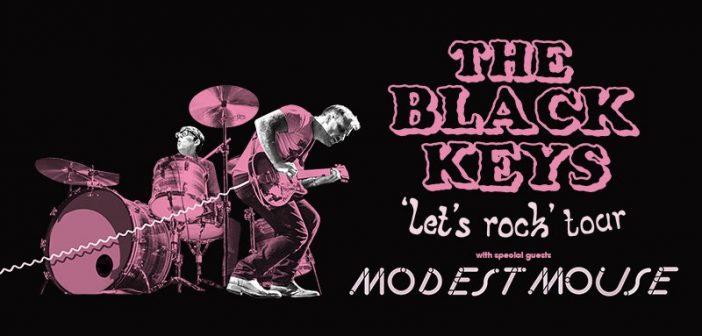 black keys tour 2019 banner