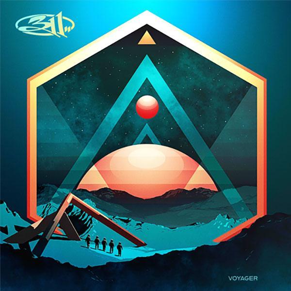 311 voyager album
