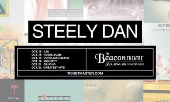 steely dan 2019 tour