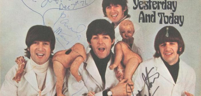 Beatles' Butcher album (Photo: Juliens Auctions)
