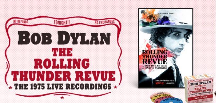 bob dylan rolling thunder revue box set