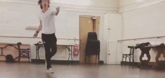 mick jagger dance