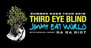 third eye blind jimmy eat world tour 2019