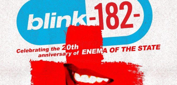 blink-182 tour 2019