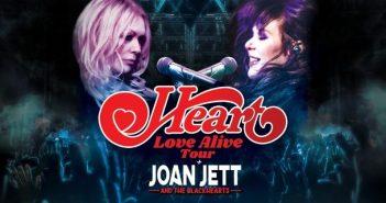 heart love alive tour