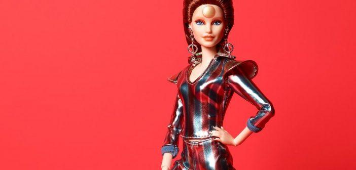 david bowie barbie (Photo: Mattel)