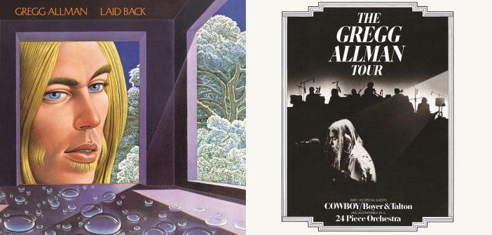 gregg allman laid back reissue 2019