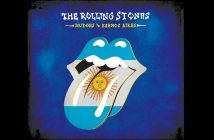 rolling stones bridges to buenos aires banner