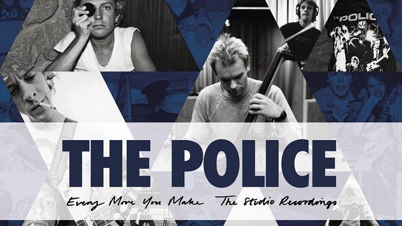 The Police 6 Cd Box Set Vinyl Reissues Coming In November
