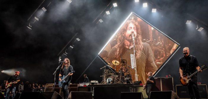 Foo Fighters Cal Jam 18 (Photo: Chris Molina)