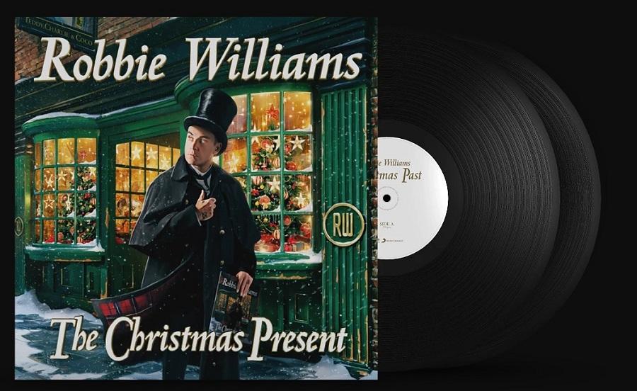 Robbie Williams: 'The Christmas Present' Album Coming Nov. 22