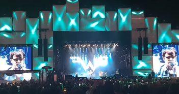 weezer rock in rio lithium nirvana