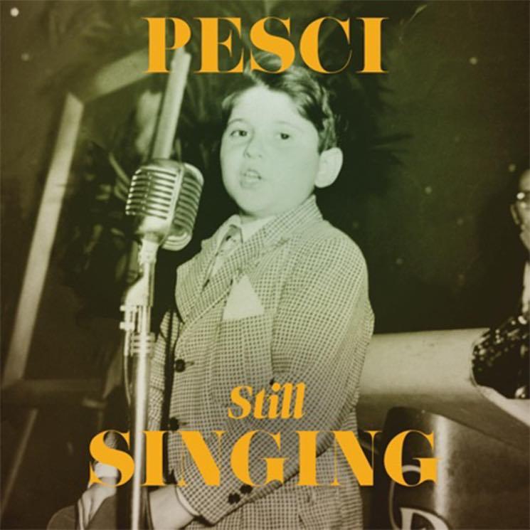 joe pesci still singing album