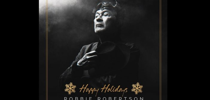 robbie robertson happy holidays