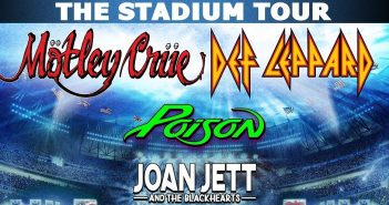 The Stadium Tour 2020 Motley Crue Def Leppard Poison Joan Jett