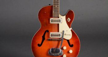 Randy Rhoads' stolen guitar (Photo: @OzzyOsbourne on Instagram)