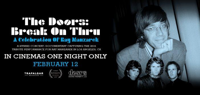 the doors break on thru documentary banner