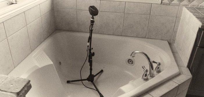 foo fighters bathtub