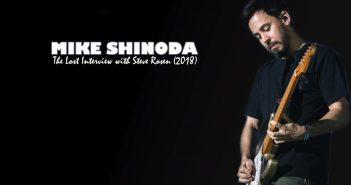 Mike Shinoda Steve Rosen interview