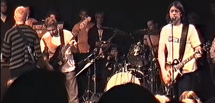 foo fighters 1995 video