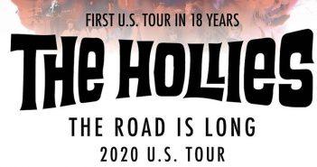 the hollies 2020 tour
