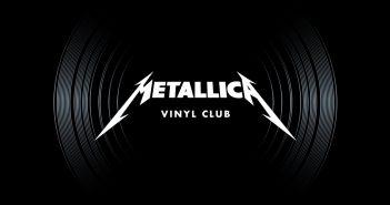 metallica vinyl club