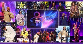 Prince GRAMMY Salute 2020
