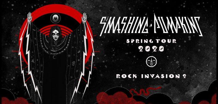 smashing pumpkins tour 2020