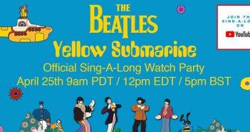 beatles yellow submarine 2020