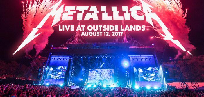 Metallica Outside Lands 2017 Stream