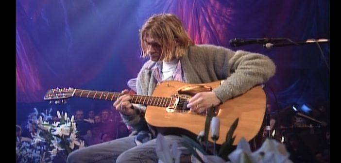 kurt cobain unplugged guitar