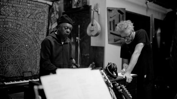Matt Berninger and Booker T. Jones (Photo: Chris Sgroi)