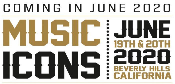 julien's auctions music icons 2020