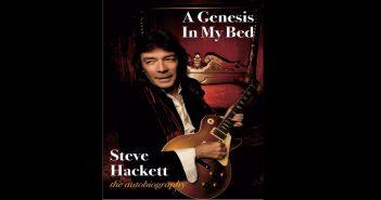 steve hackett book