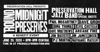 Preservation Hall Foundation 'Round Midnight Preserves stream