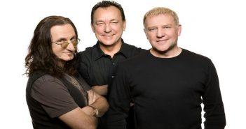 Rush: Geddy Lee, Neil Peart, Alex Lifeson