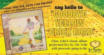 the tribe elton john goodbye yellow brick road 2020