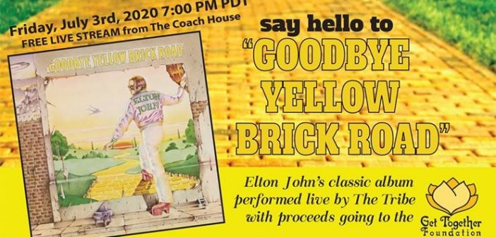 the tribe elton john goodbye yellow brick road 2020