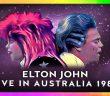 elton john classic concert series sydney 1986