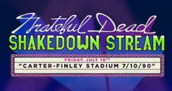 grateful dead shakedown stream july 10 2020