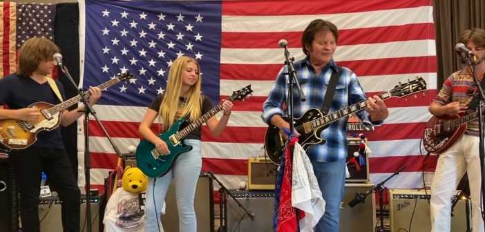 john fogerty factory 4th of july