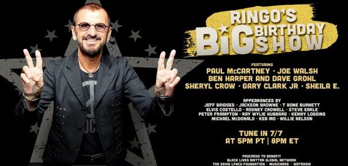 ringo starr birthday show 2020