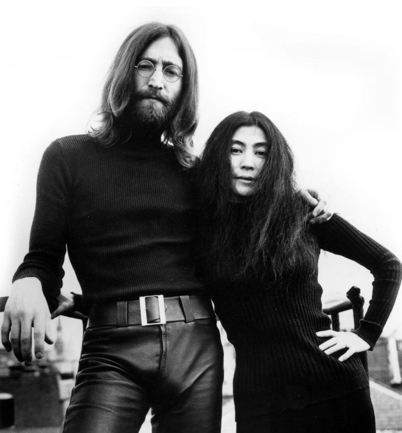 David Nutter 1969 © Yoko Ono