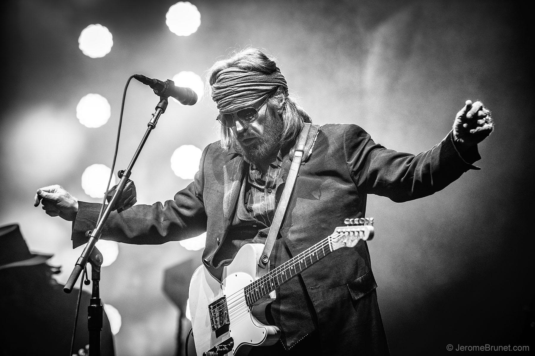 Tom Petty @ BottleRock Napa Valley, 2017 ((Image: © Jerome Brunet)