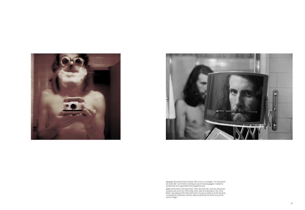 Graham Nash self-portraits (Insight Editions)