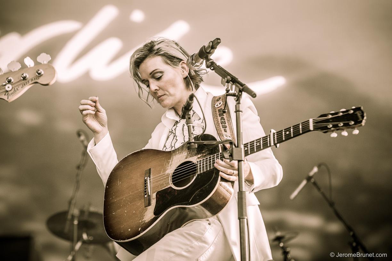 Brandi Carlile at BottleRock Napa Valley Music Festival 2021
