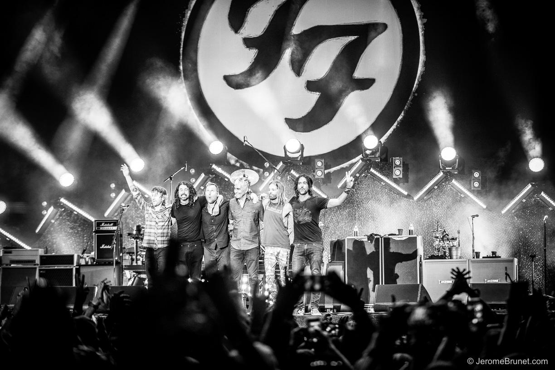 Foo Fighters at BottleRock Napa Valley Music Festival 2021
