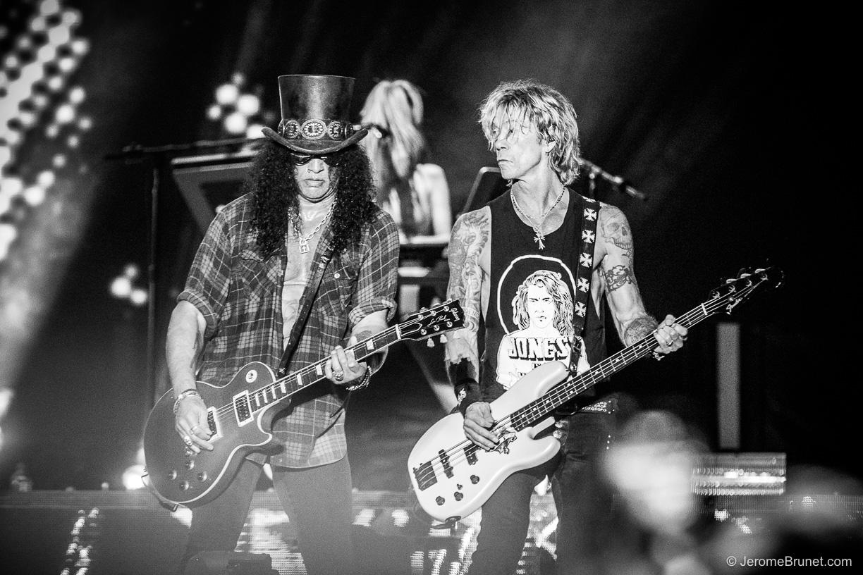 Guns N' Roses at BottleRock Napa Valley Music Festival 2021