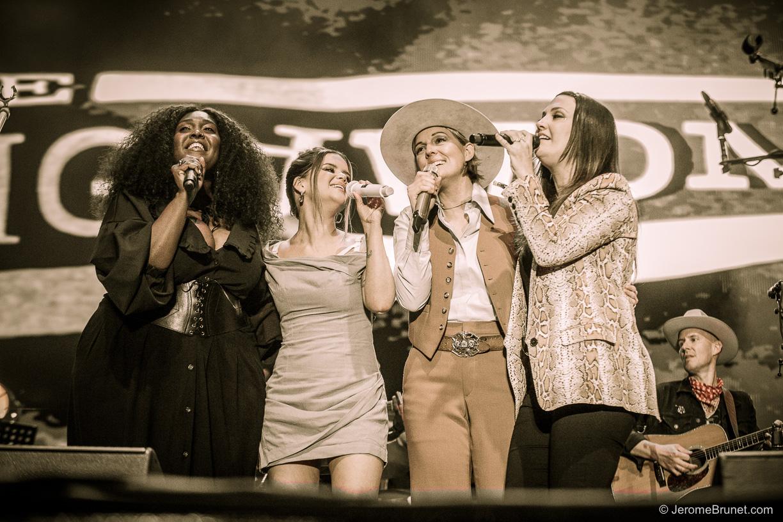 The Highwomen at BottleRock Napa Valley Music Festival 2021