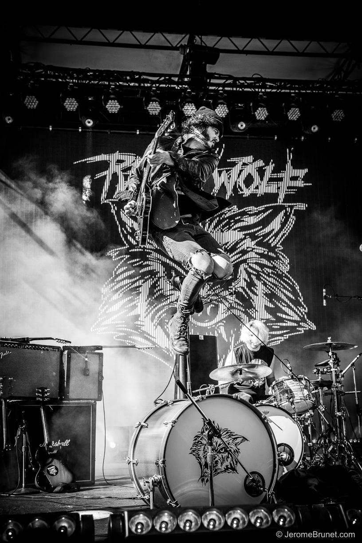 Reignwolf at BottleRock Napa Valley Music Festival 2021